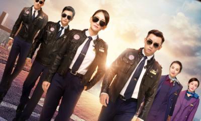 Chí khí bay cao (Yêu em giữa trời xanh): Chuyện tình phi công và tiếp viên giữa trời xanh