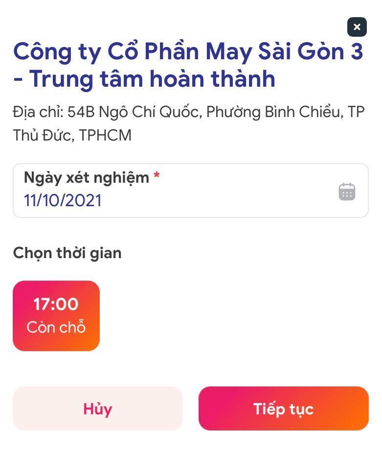đăng ký xét nghiệm Covid 19 online, vnkm.yte.gov.vn, việt nam khỏe mạnh