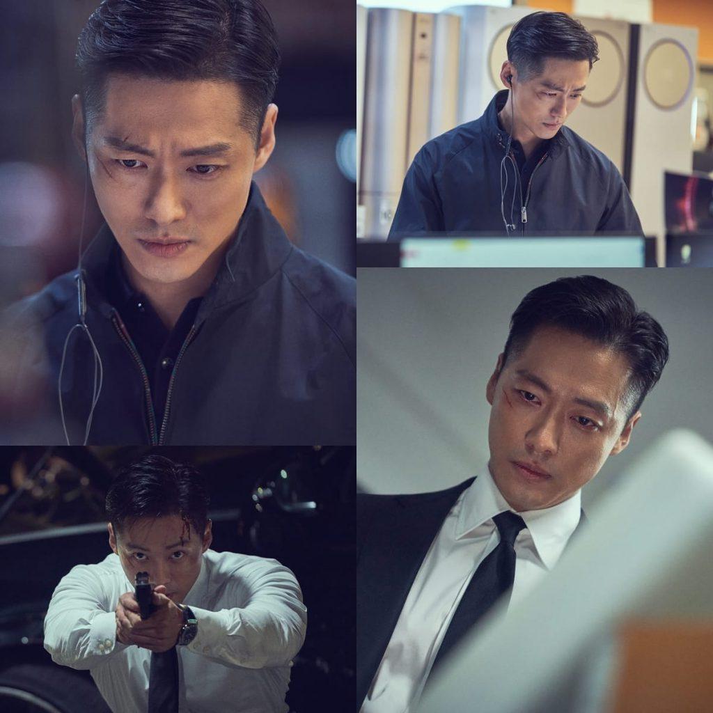 diễn viên Mặt trời đen, diễn viên Hàn Quốc, Mặt trời đen, Vén Màn Tội Ác, The Veil,